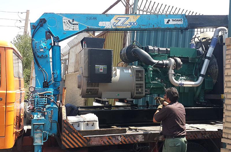 تعمیرات دیزل ژنراتور سرویس دیزل ژنراتور نگهداری توسط تعمیرکار دیزل ژنراتور متخصص